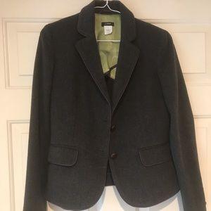 JCrew cashmere blazer